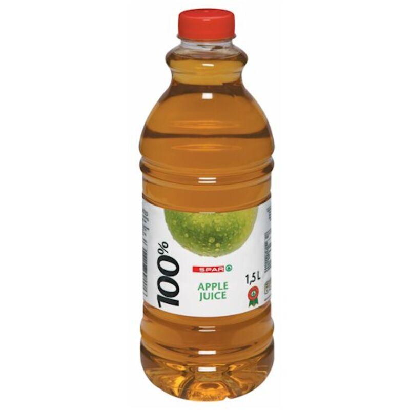 SPAR 100% FRUIT JUICE BLEND APPLE – 1.5L