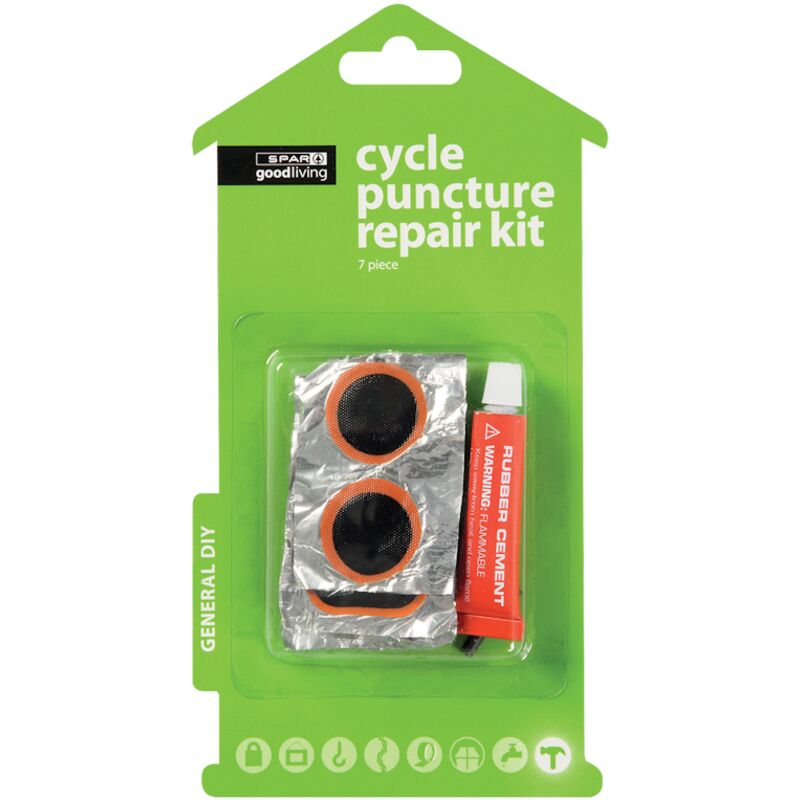 GOOD LIVING CYCLE PUNCHTURE REPAIR KIT BASIC 7S – 1S