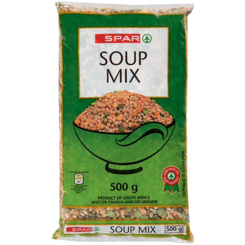 SPAR SOUP MIX – 500G