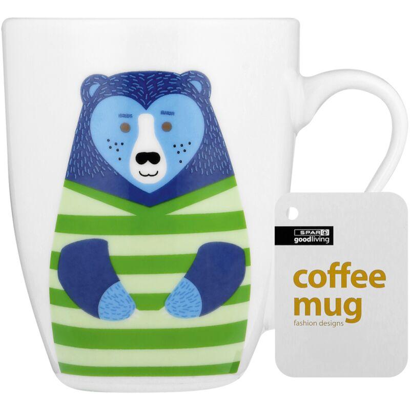 GOOD LIVING COFFEE MUG FASHION DESIGNS – 1S