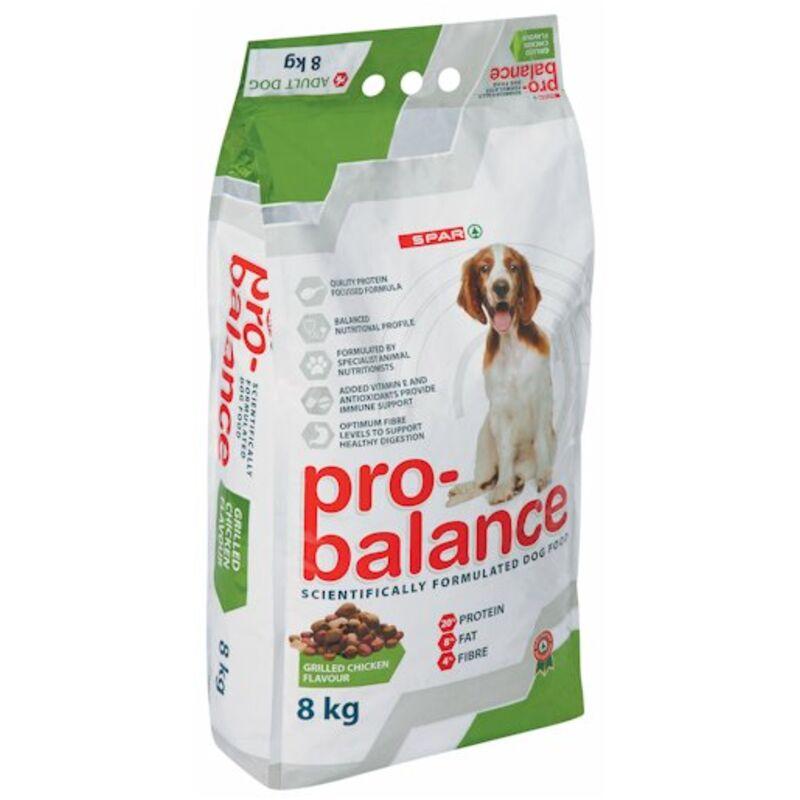 SPAR PRO BALANCE DOG GRILLED CHICKEN – 8KG