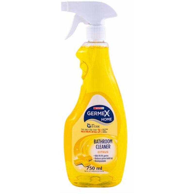 SPAR GERMEX BATHROOM CLEANER CITRUS – 750ML