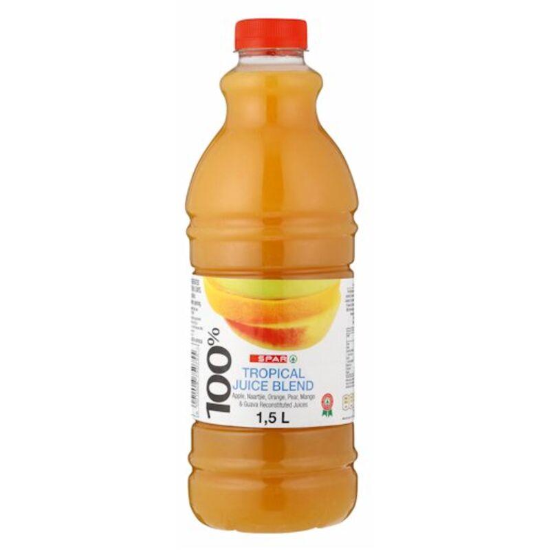 SPAR 100% FRUIT JUICE BLEND TROPICAL – 1.5L