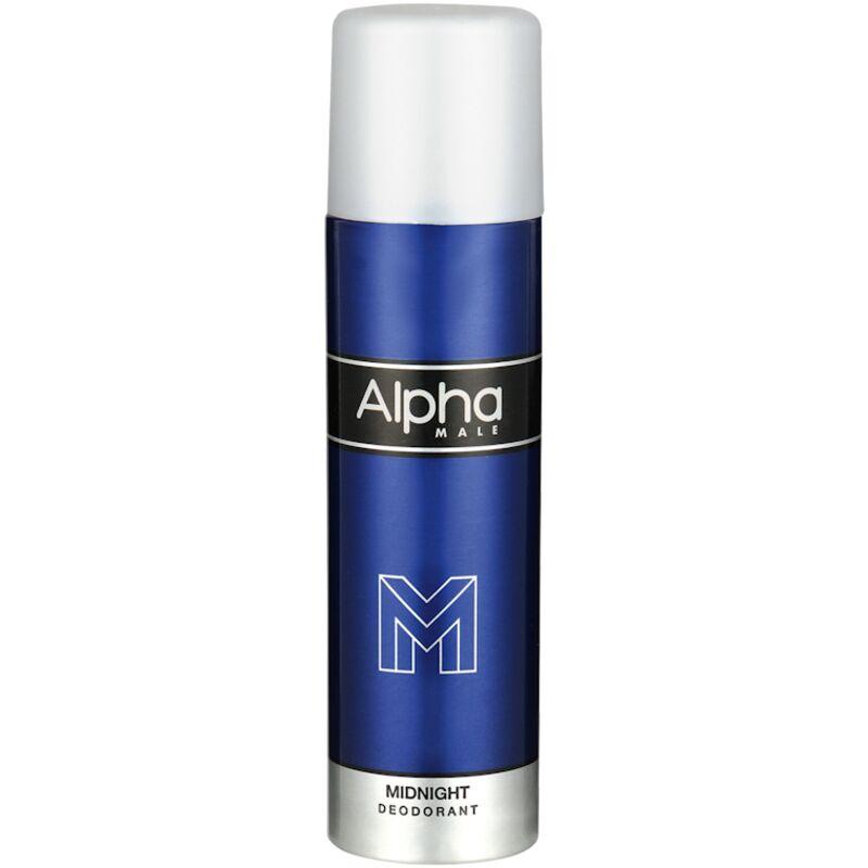 ALPHA MALE AERO MIDNIGHT – 150ML