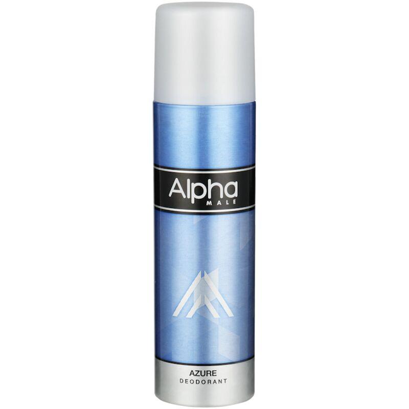 ALPHA MALE AERO AZURE – 150ML