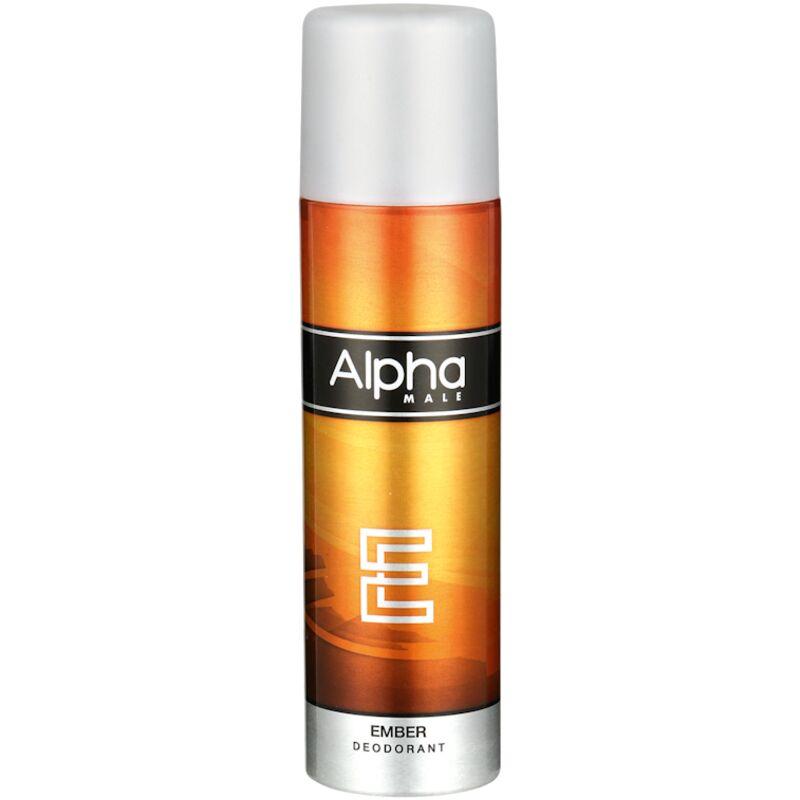 ALPHA MALE AERO EMBER – 150ML