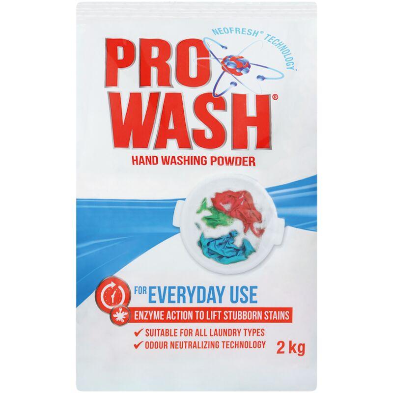 PROWASH HAND WASH WASHING POWDER EVERYDAY – 2KG
