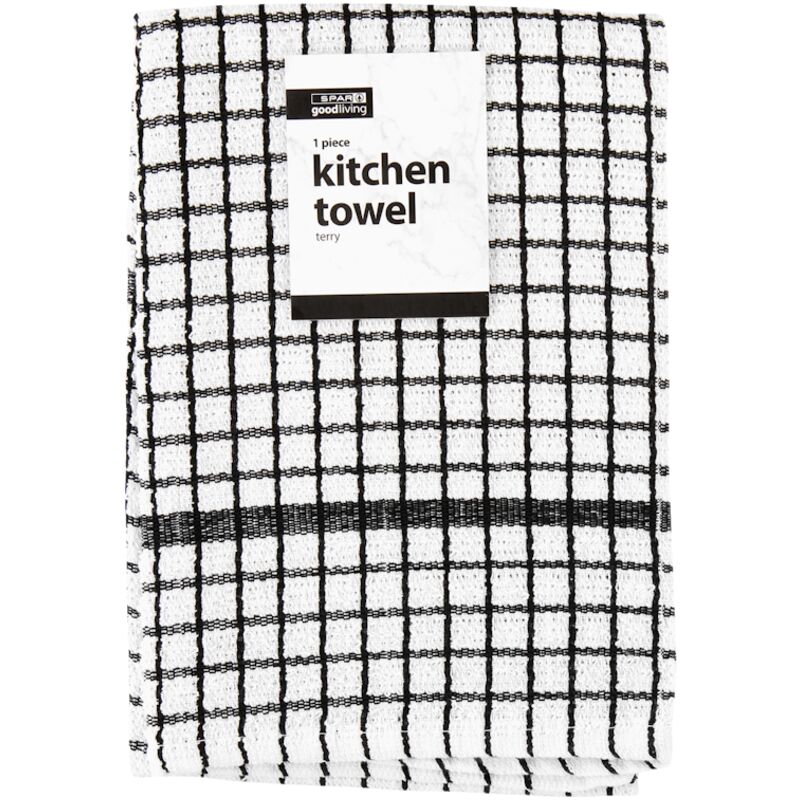 GOOD LIVING KITCHEN TOWEL TERRY – 1S
