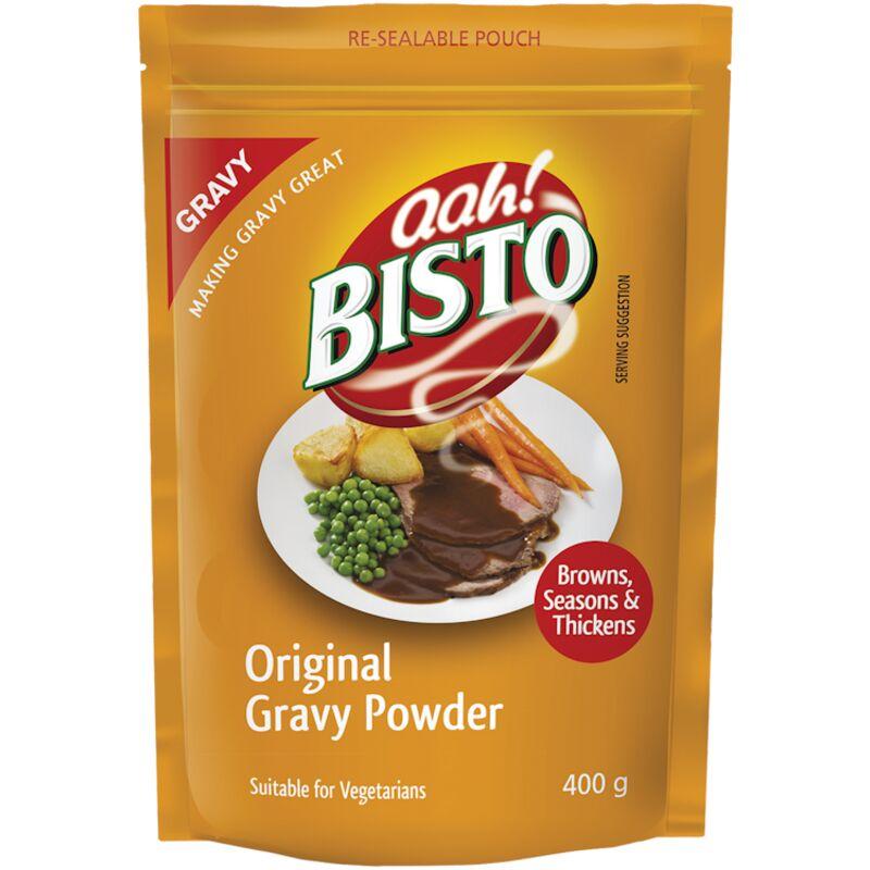 BISTO GRAVY POWDER – 400G