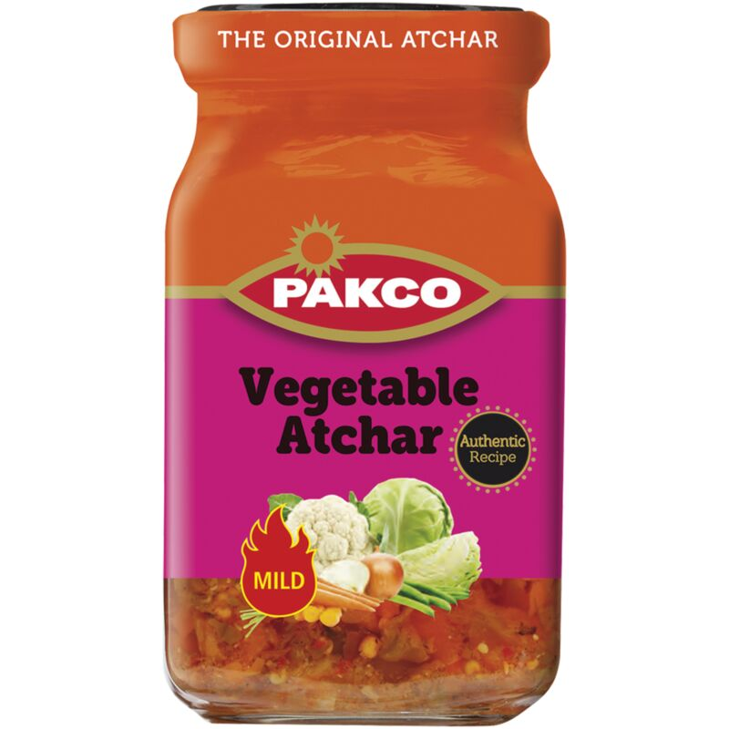 PAKCO ATCHAR VEGETABLE MILD – 385G