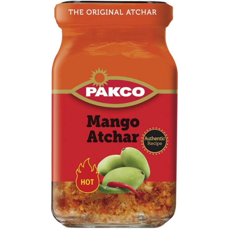 PAKCO ATCHAR MANGO HOT – 385G
