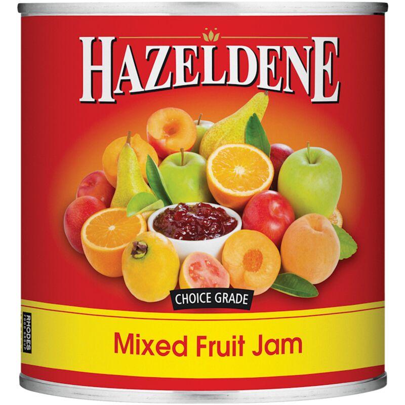 HAZELDENE JAM MIXED FRUIT – 900G