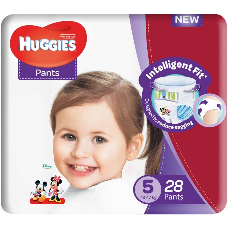 HUGGIES PANTS SIZE 5 UNISEX CP – 28S