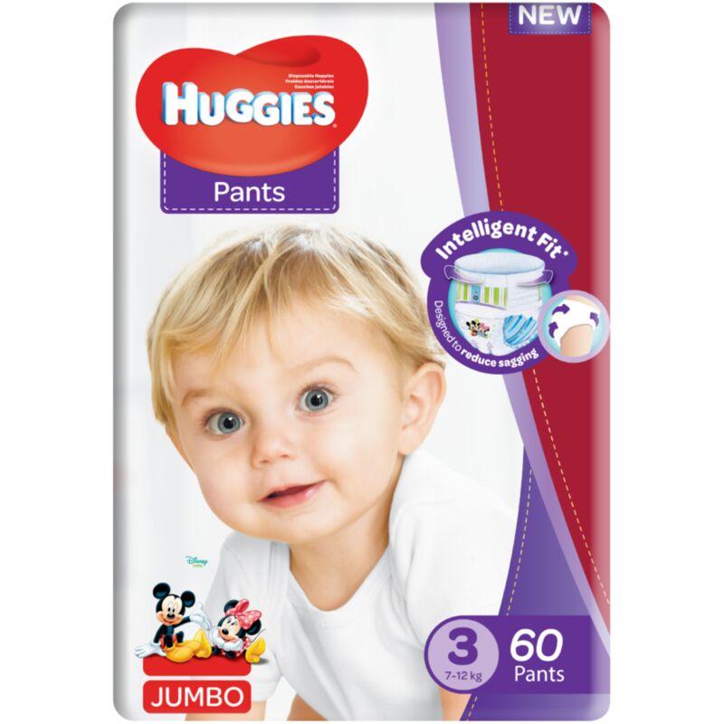 HUGGIES PANTS SIZE 3 UNISEX JP – 60S