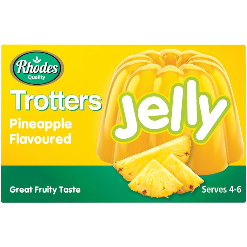 TROTTERS JELLY PINEAPPLE – 40G