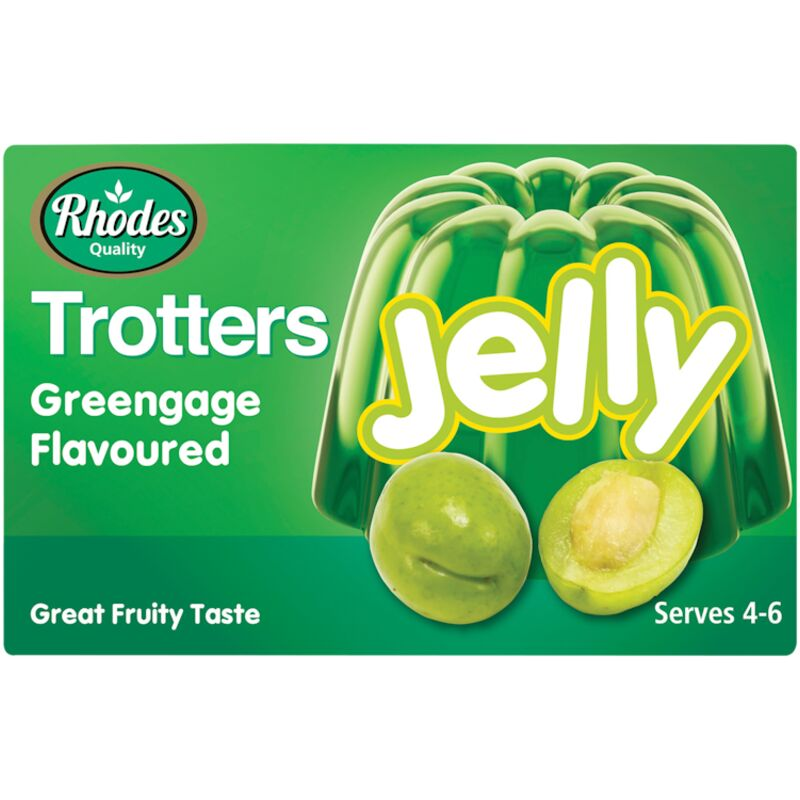 TROTTERS JELLY GREENGAGE – 40G