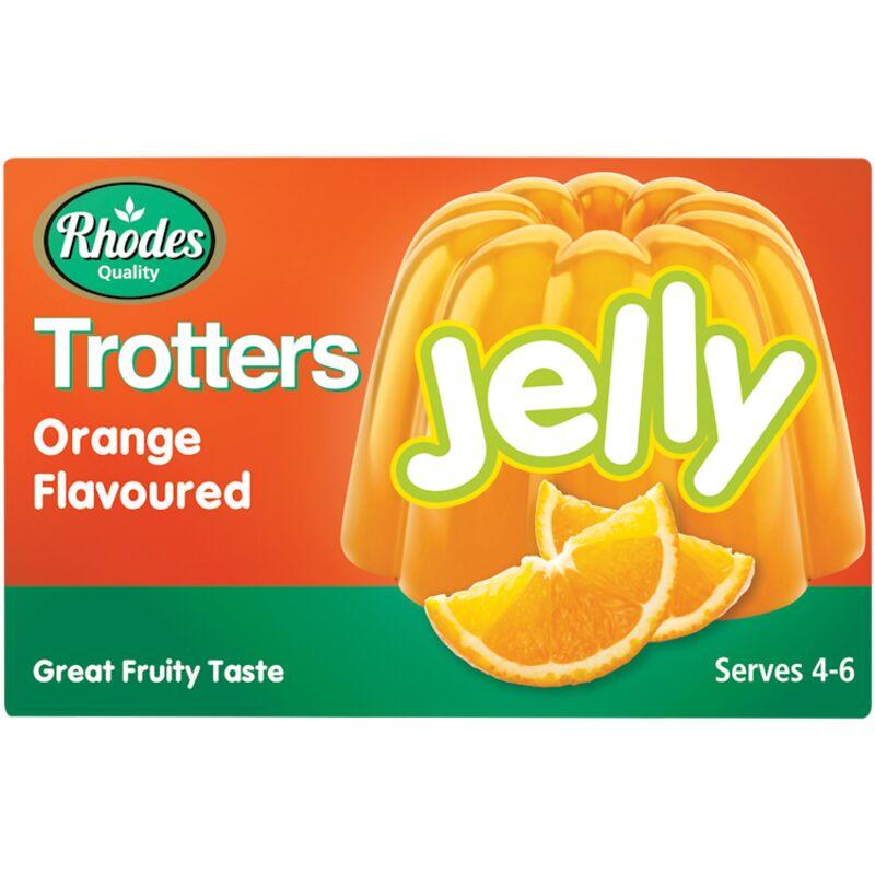 TROTTERS JELLY ORANGE – 40G
