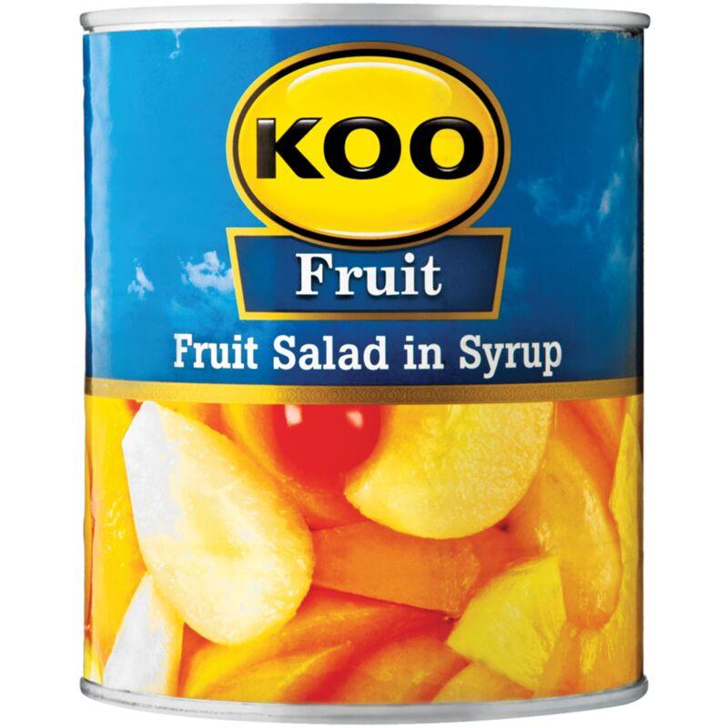 KOO FRUIT SALAD – 825G