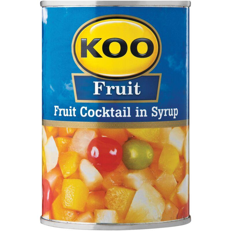 KOO FRUIT COCKTAIL – 410G