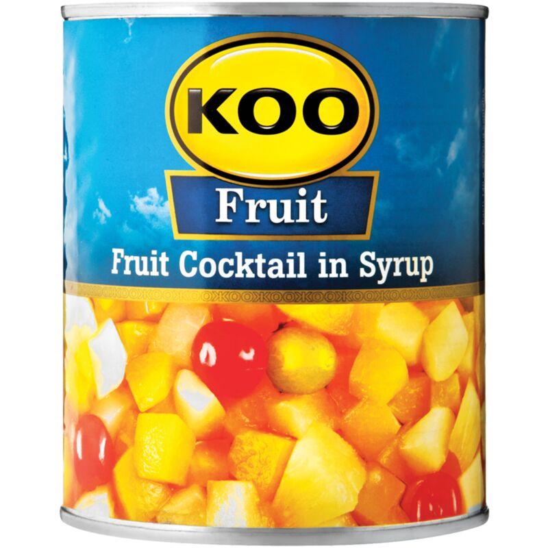 KOO FRUIT COCKTAIL – 825G
