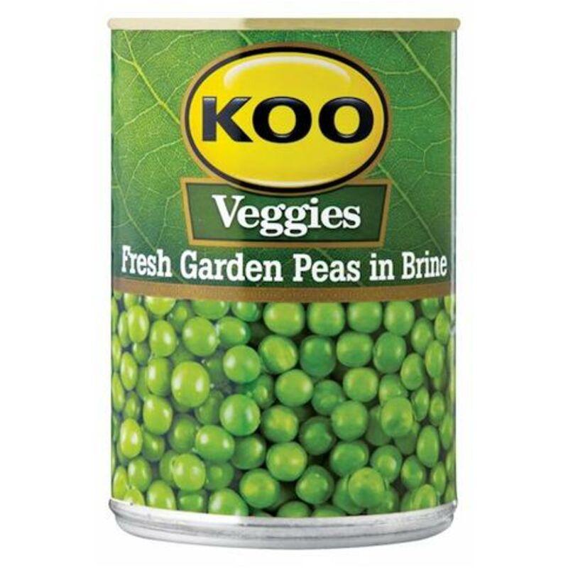KOO PEAS FRESH GARDEN – 410G