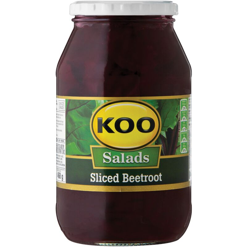 KOO BEETROOT SALAD SLICED – 780G