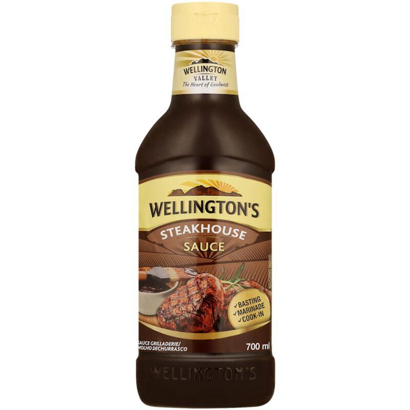 WELLINGTON SAUCE STEAKHOUSE – 700ML