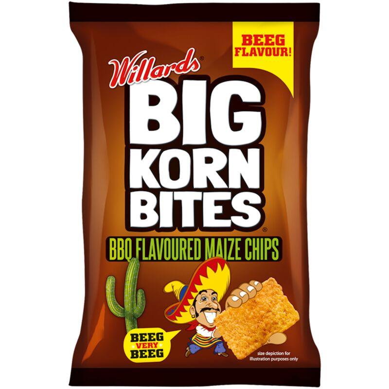 BIG KORN BITES BBQ – 50G