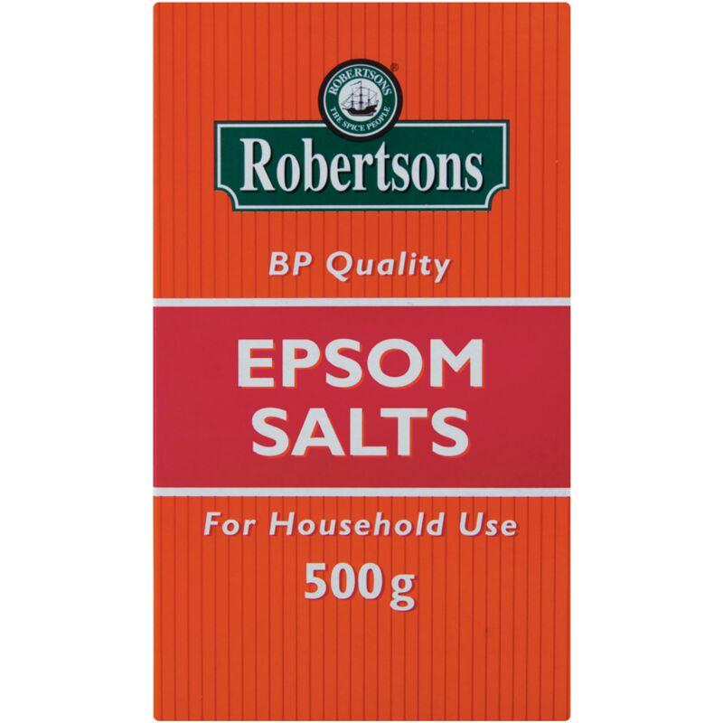 ROBERTSONS EPSOM SALTS – 500G