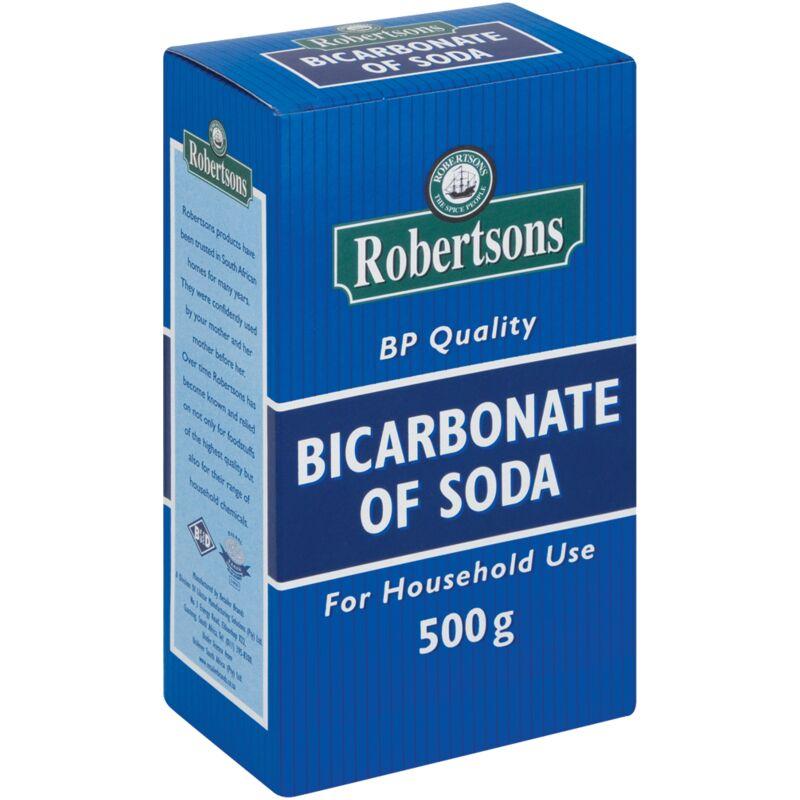 ROBERTSONS BICARBONATE OF SODA – 500G