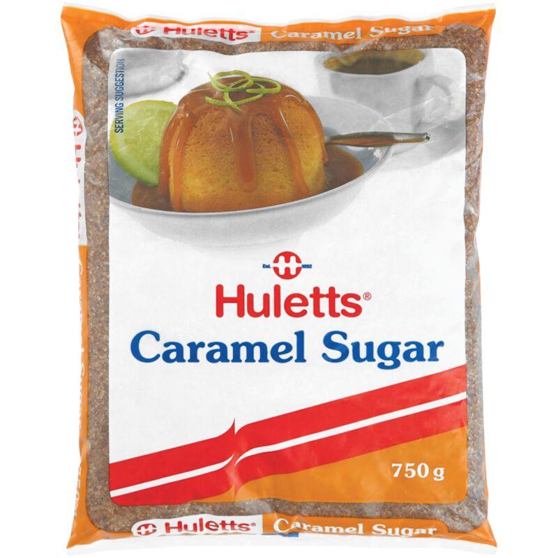 HULETTS CARAMEL SUGAR – 750G