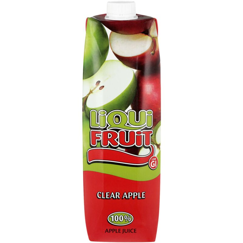 LIQUIFRUIT CLEAR APPLE – 1L