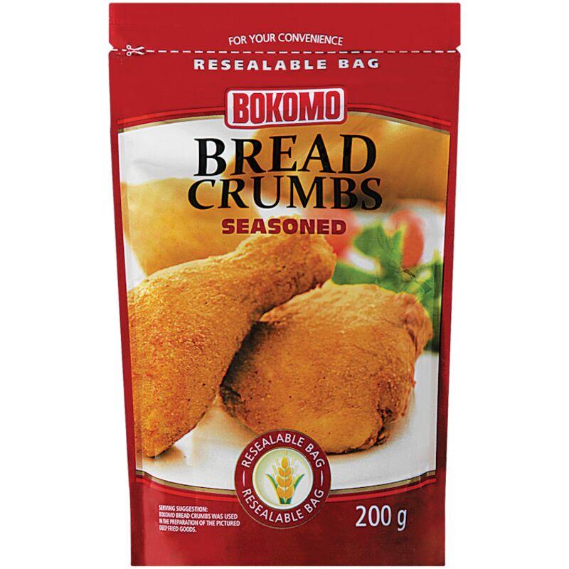 BOKOMO BREAD CRUMBS SEASON – 200G