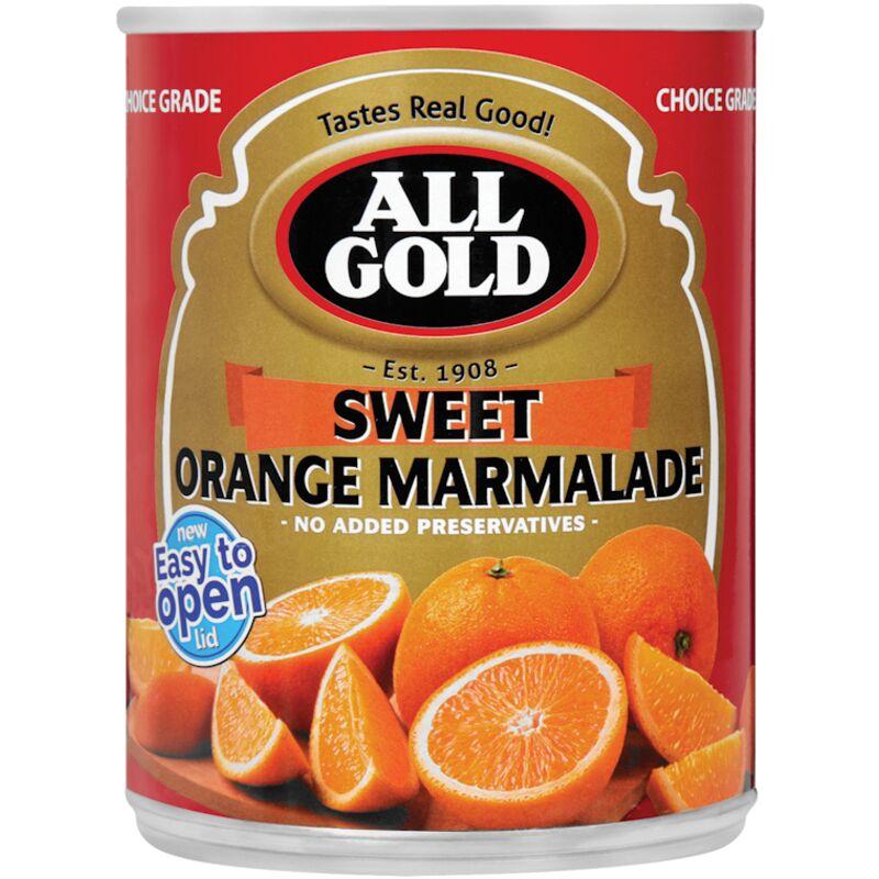 ALL GOLD MARMALADE SWEET ORANGE – 450G