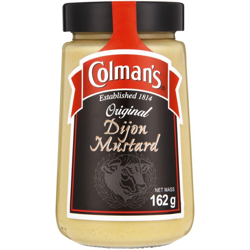 COLMANS MUSTARD DIJON – 162G