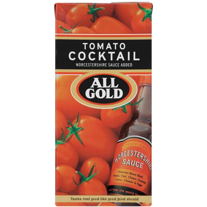 ALL GOLD TOMATO COCKTAIL – 1L