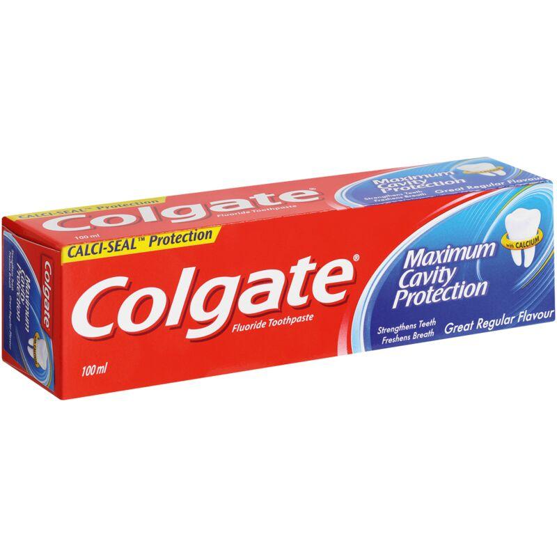COLGATE TOOTHPASTE REGULAR – 100ML