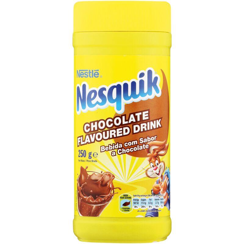 NESTLE NESQUIK CHOCOLATE – 250G