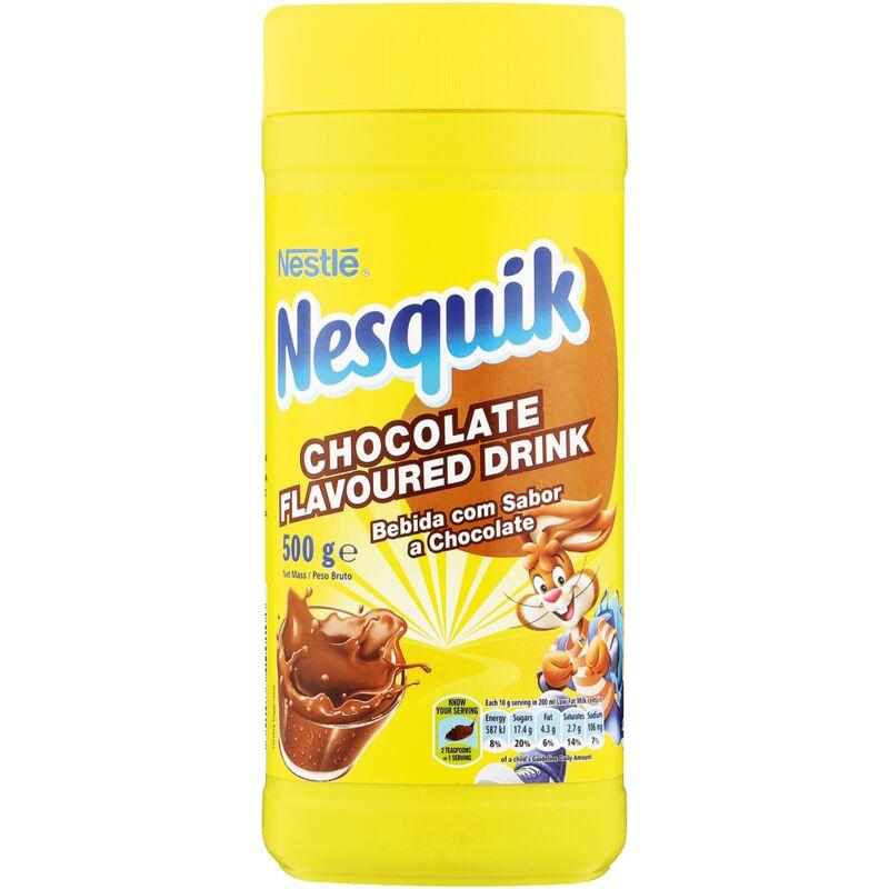 NESTLE NESQUIK CHOCOLATE – 500G