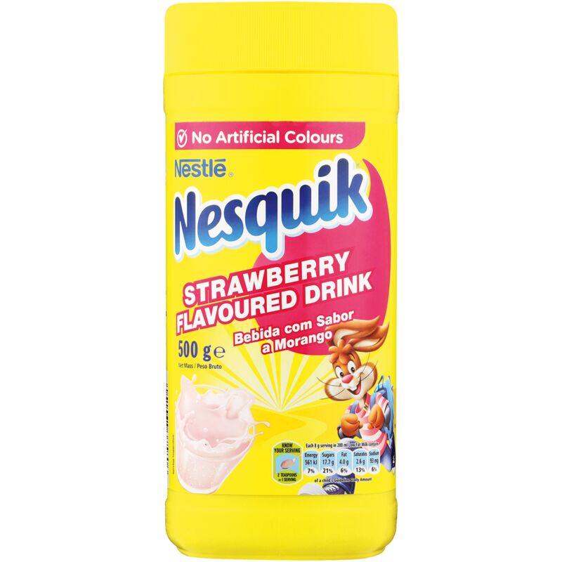 NESTLE NESQUIK STRAWBERRY – 500G