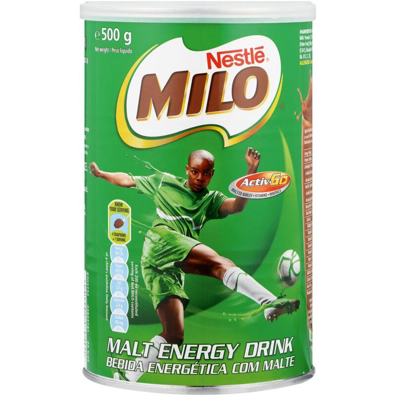 MILO TIN – 500G