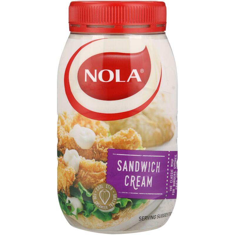 NOLA SANDWICH CREAM CLASSIC WHIP – 780G