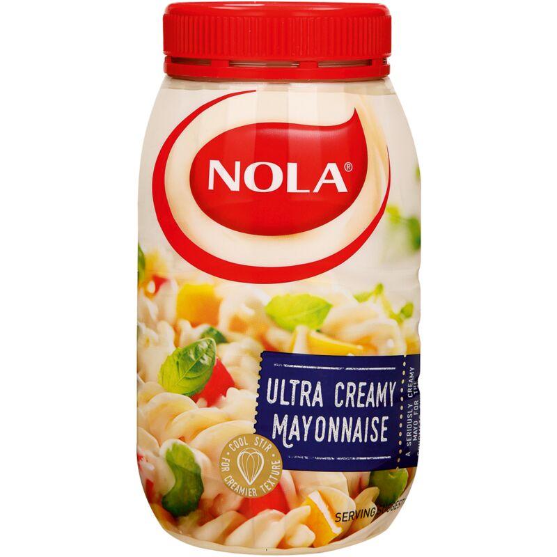 NOLA ULTRA CREAMY MAYONNAISE – 730G