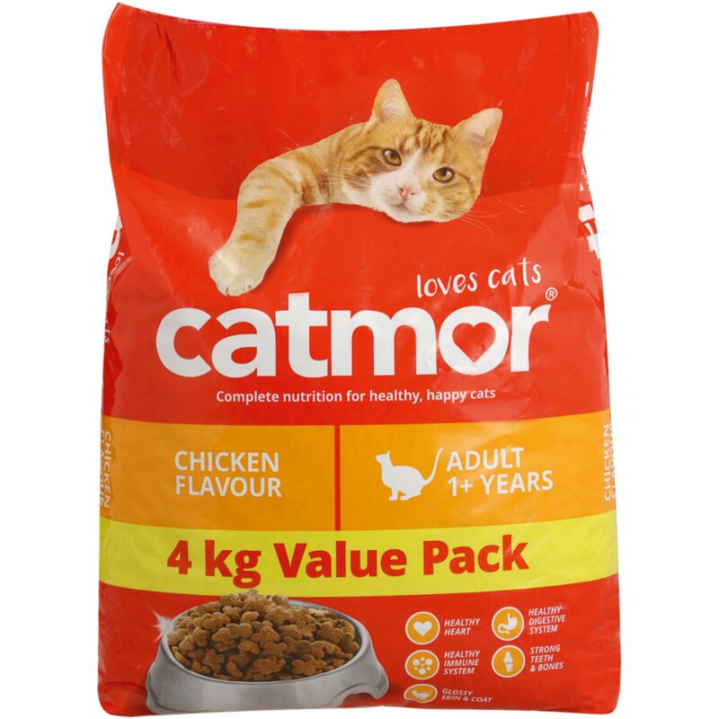 CATMOR CAT ADULT CHICKEN – 4KG