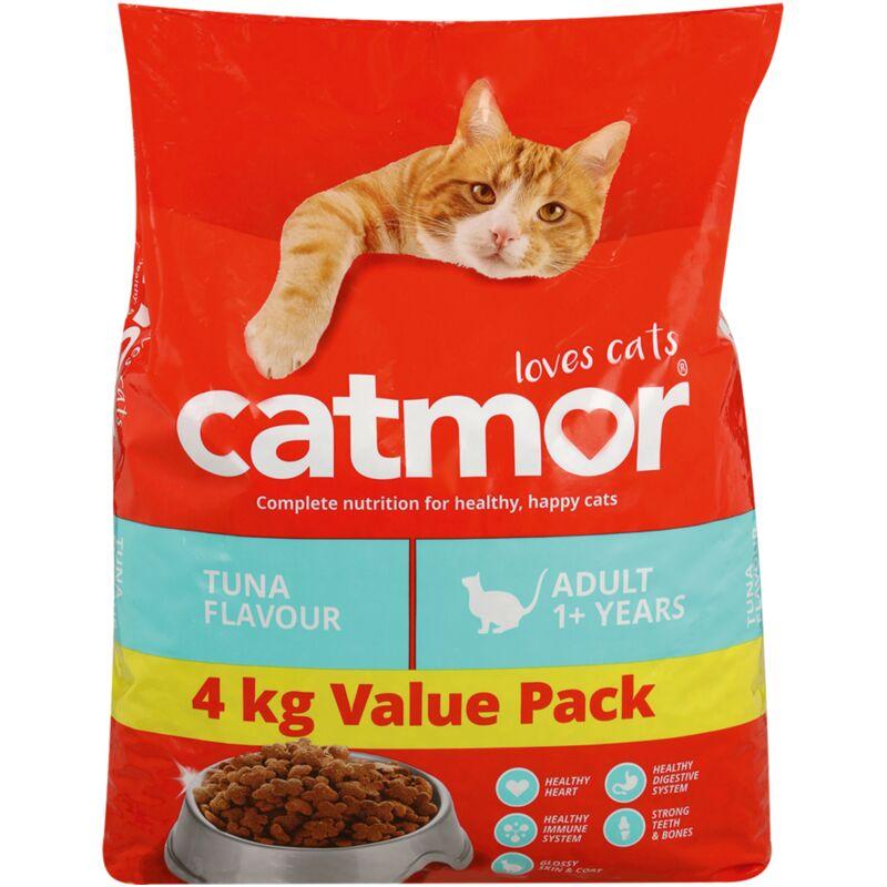 CATMOR CAT ADULT TUNA – 4KG