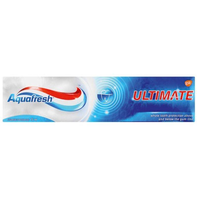 AQUAFRESH TOOTHPASTE ULTIMATE – 75ML
