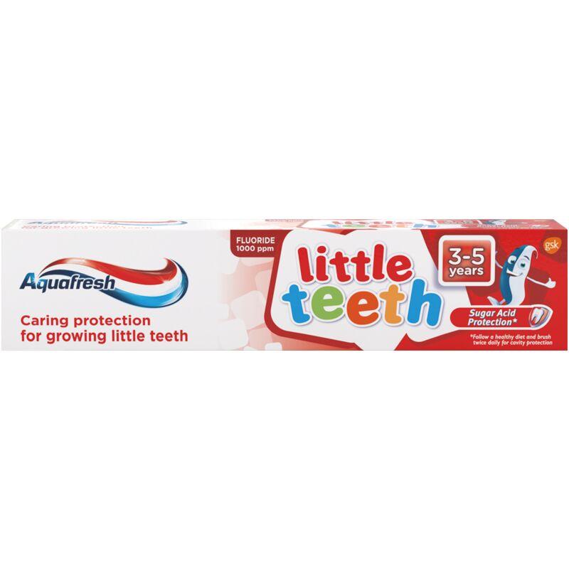 AQUAFRESH TOOTHPASTE KIDS LITTLE TEETH – 50ML