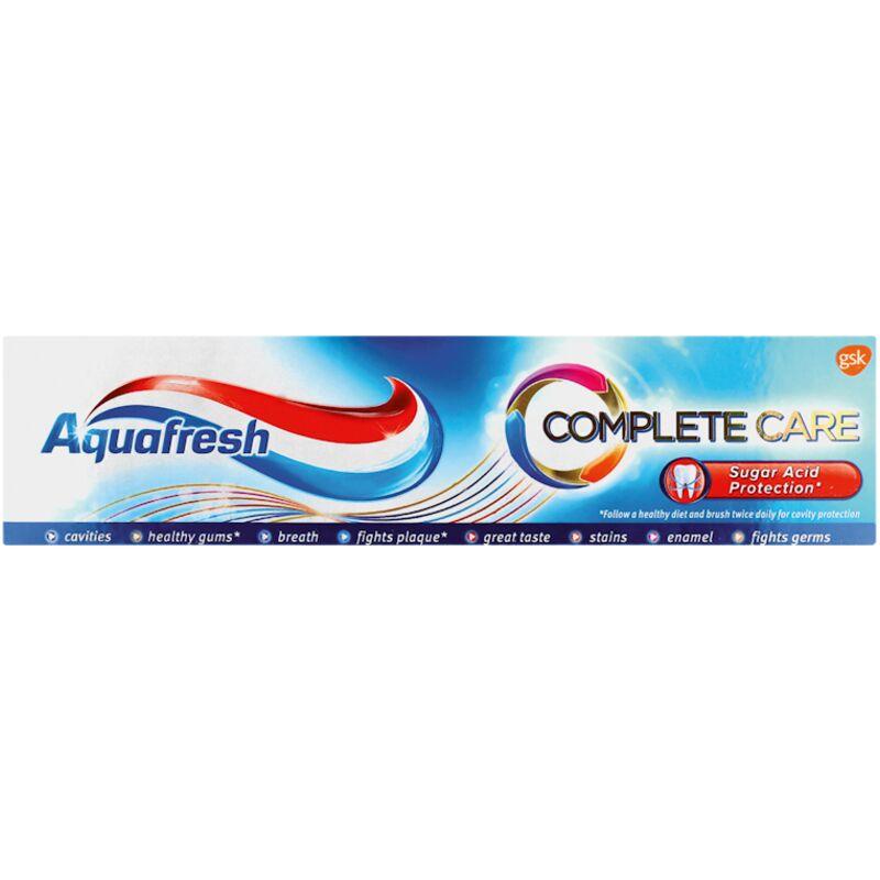 AQUAFRESH TOOTHPASTE COMPLETE CARE ORIGINAL – 75ML