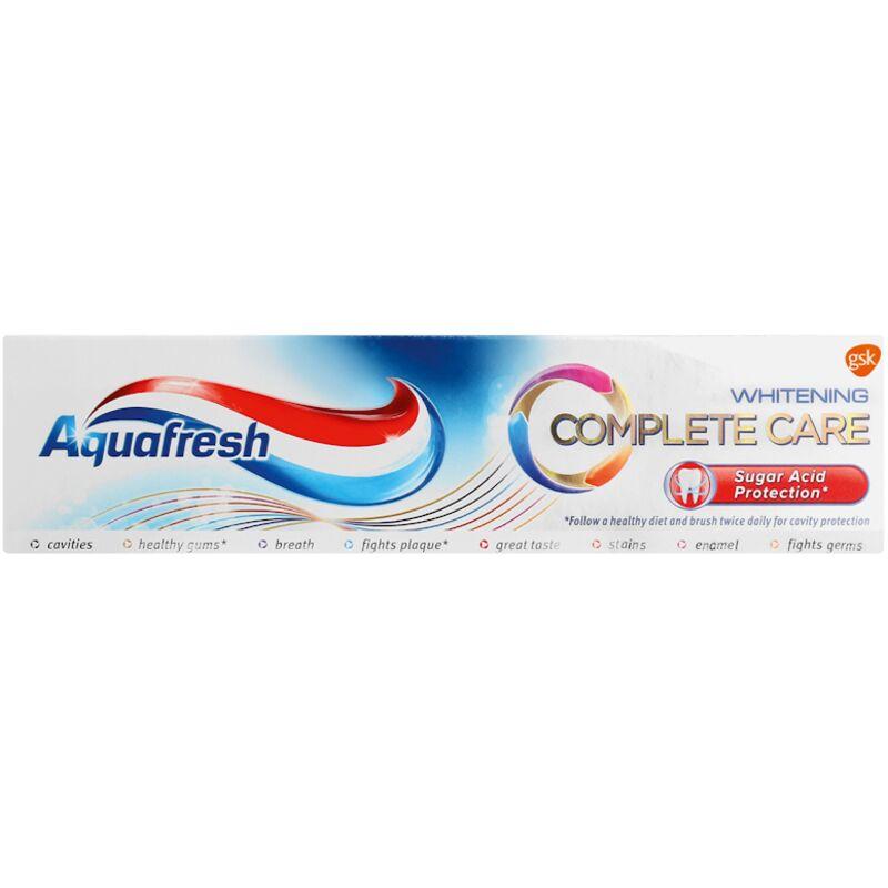 AQUAFRESH TOOTHPASTE COMPLETE CARE WHITENING – 75ML