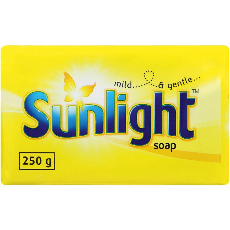 SUNLIGHT LAUNDRY BAR – 250G